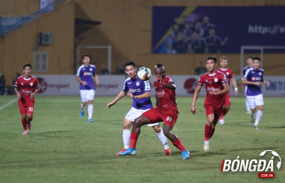 Ảnh sau trận Hà Nội vs TP.HCM - Bóng Đá