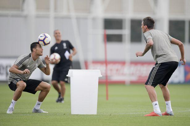 Khởi đầu chậm chạp, Ronaldo vẫn được huyền thoại Juve tin tưởng - Bóng Đá