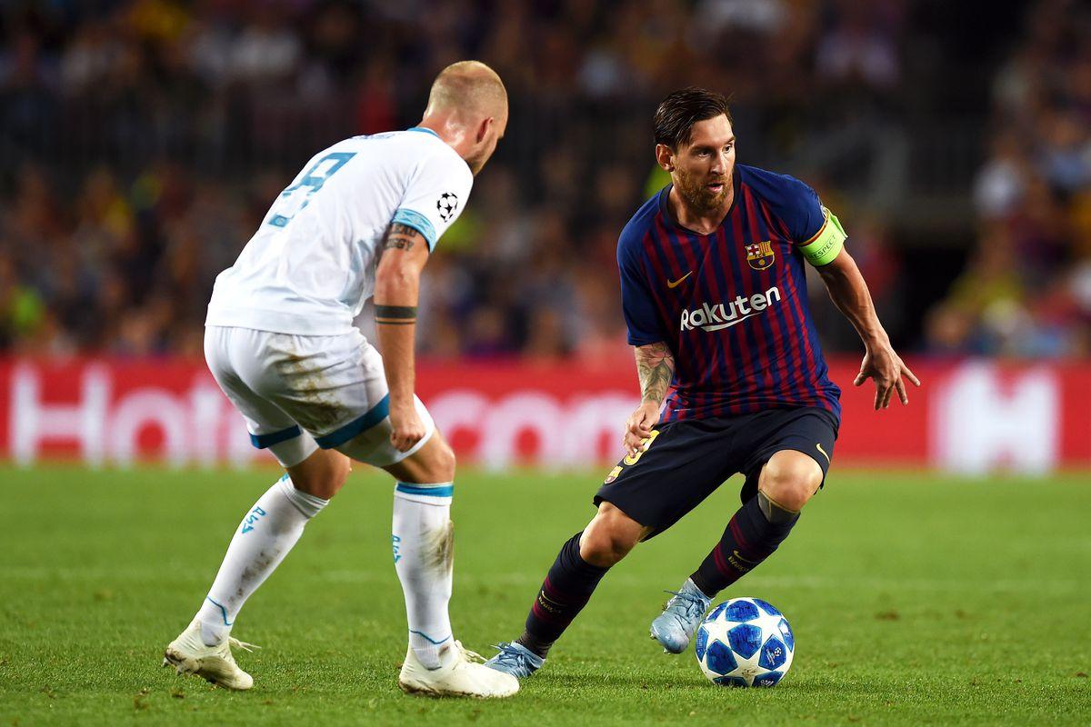 Messi thêm một lần tỏa sáng, Rakitic