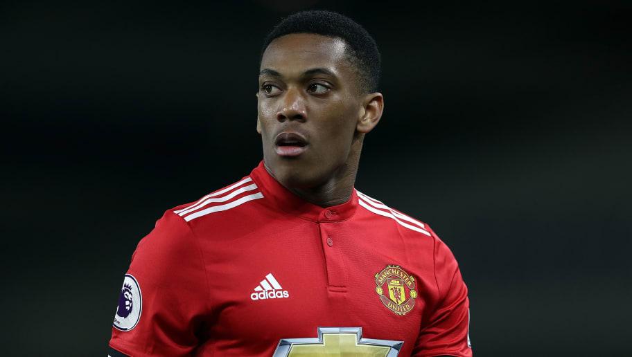 Anthony Martial: Đâu phải ngẫu nhiên bị Mourinho gạt bỏ - Bóng Đá