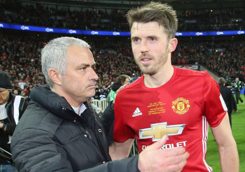 Trò cũ nói lời khiến Mourinho ấm lòng giữa cơn bão chỉ trích (Michael Carrick) - Bóng Đá