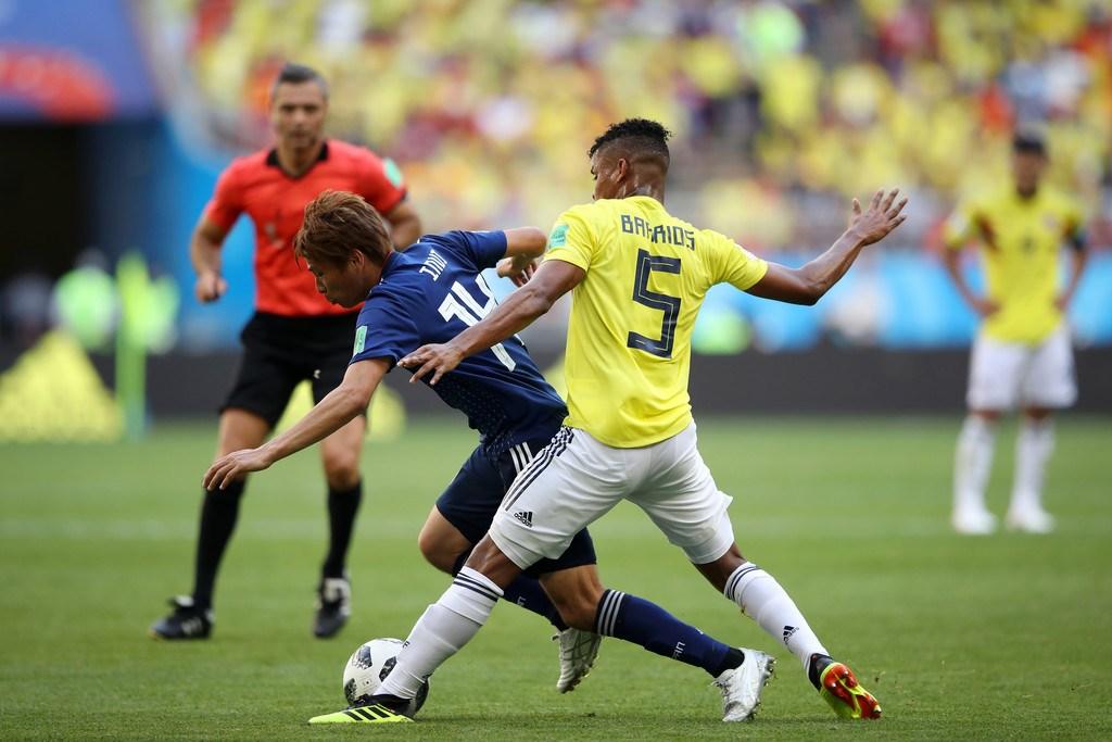 Chợ đông chưa mở, Tottenham đã có sao World Cup Wilmar Barrios - Bóng Đá