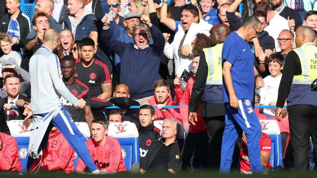 Đòi tẩn nhau, Mourinho được tán thưởng - Bóng Đá