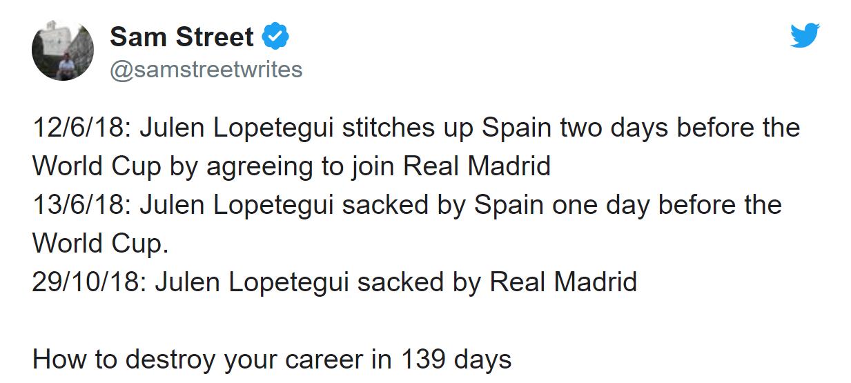 Lopetegui bị sa thải, fan Real có sung sướng? - Bóng Đá