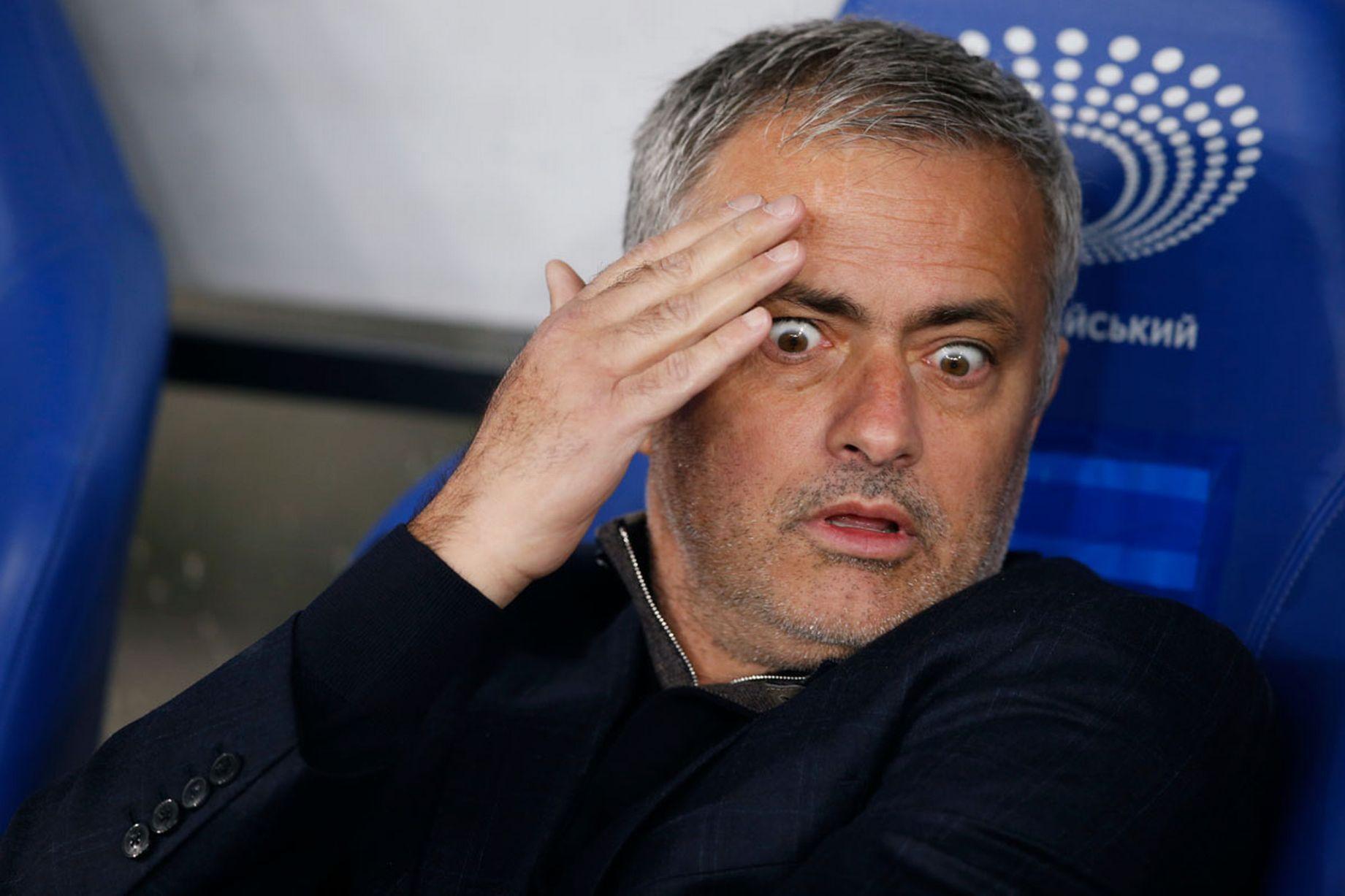 Sốc: Conte chỉ là phương án dự phòng Mourinho Ramon Calderon - Bóng Đá