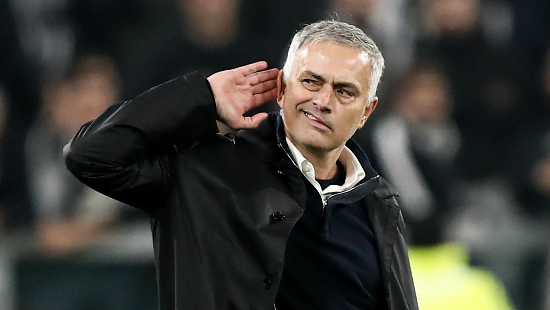 Jose Mourinho Didn't Surprise Me, That's Part Of His Act – Juventus Legend - Bóng Đá