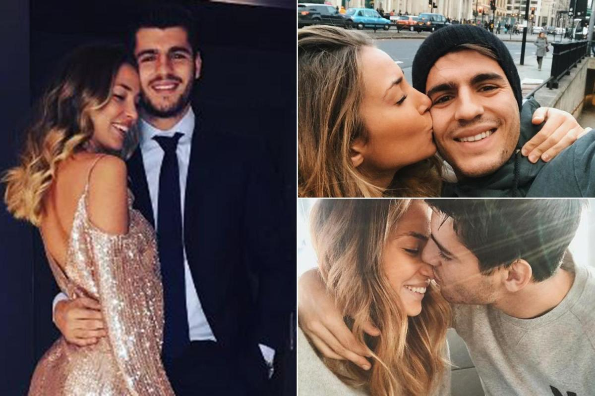 Alvaro Morata reveals the person who convinced him to stay at Chelsea this summer - Bóng Đá