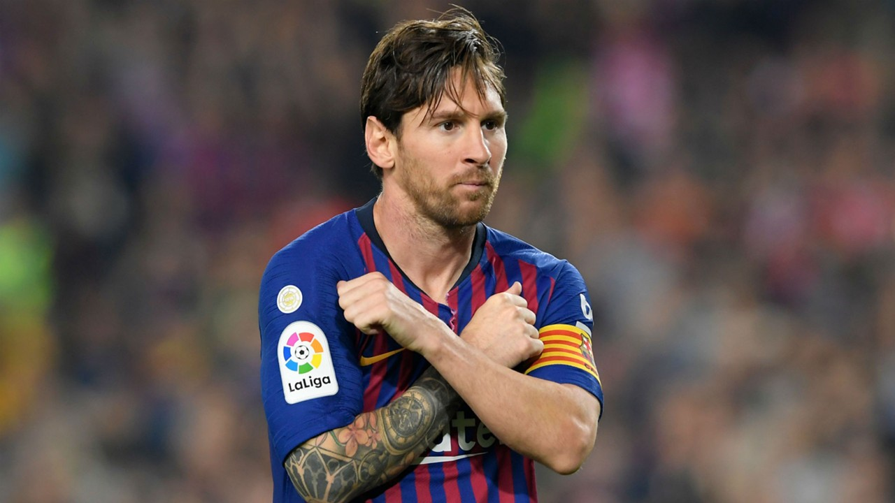 Lionel Messi would still be the best even with one leg, says Vitolo - Bóng Đá