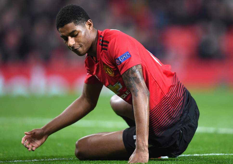 Paul Scholes explains why Marcus Rashford can't be successful as No.9 for Man Utd - Bóng Đá