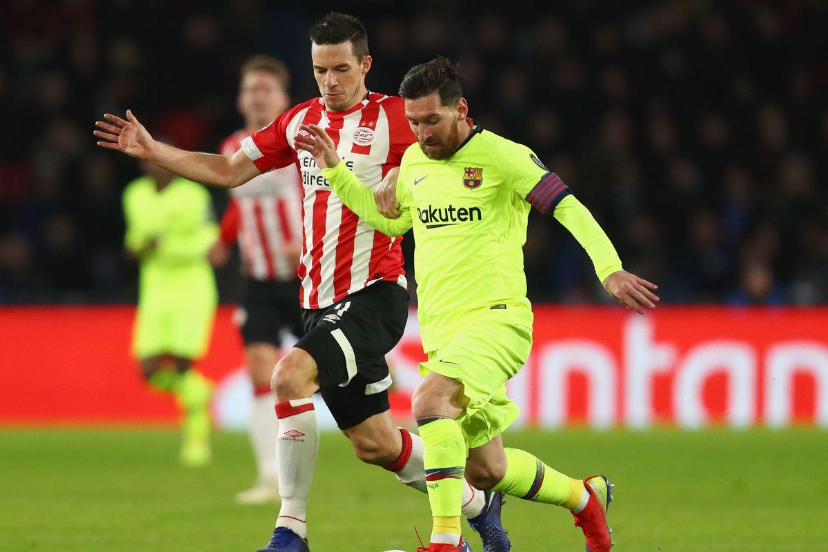 Lionel Messi says assist to Gerard Pique was unintentional - Bóng Đá