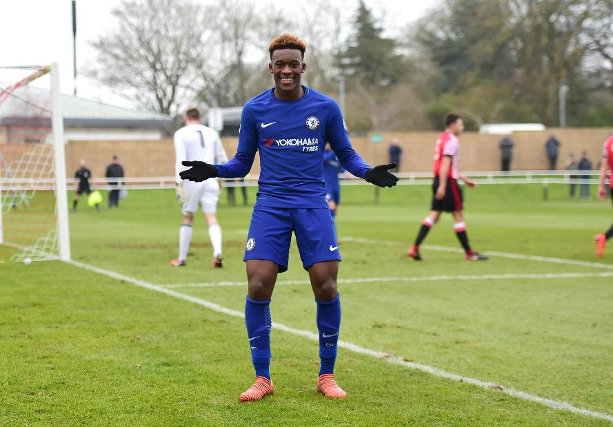 BAYERN PLOTTING SWOOP FOR CHELSEA'S HUDSON-ODOI - Bóng Đá