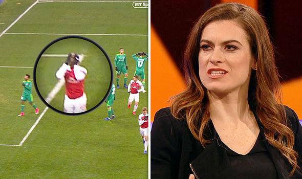 Arsenal legend spotted something strange about Eddie Nketiah's reaction to first goal vs Vorskla - Bóng Đá