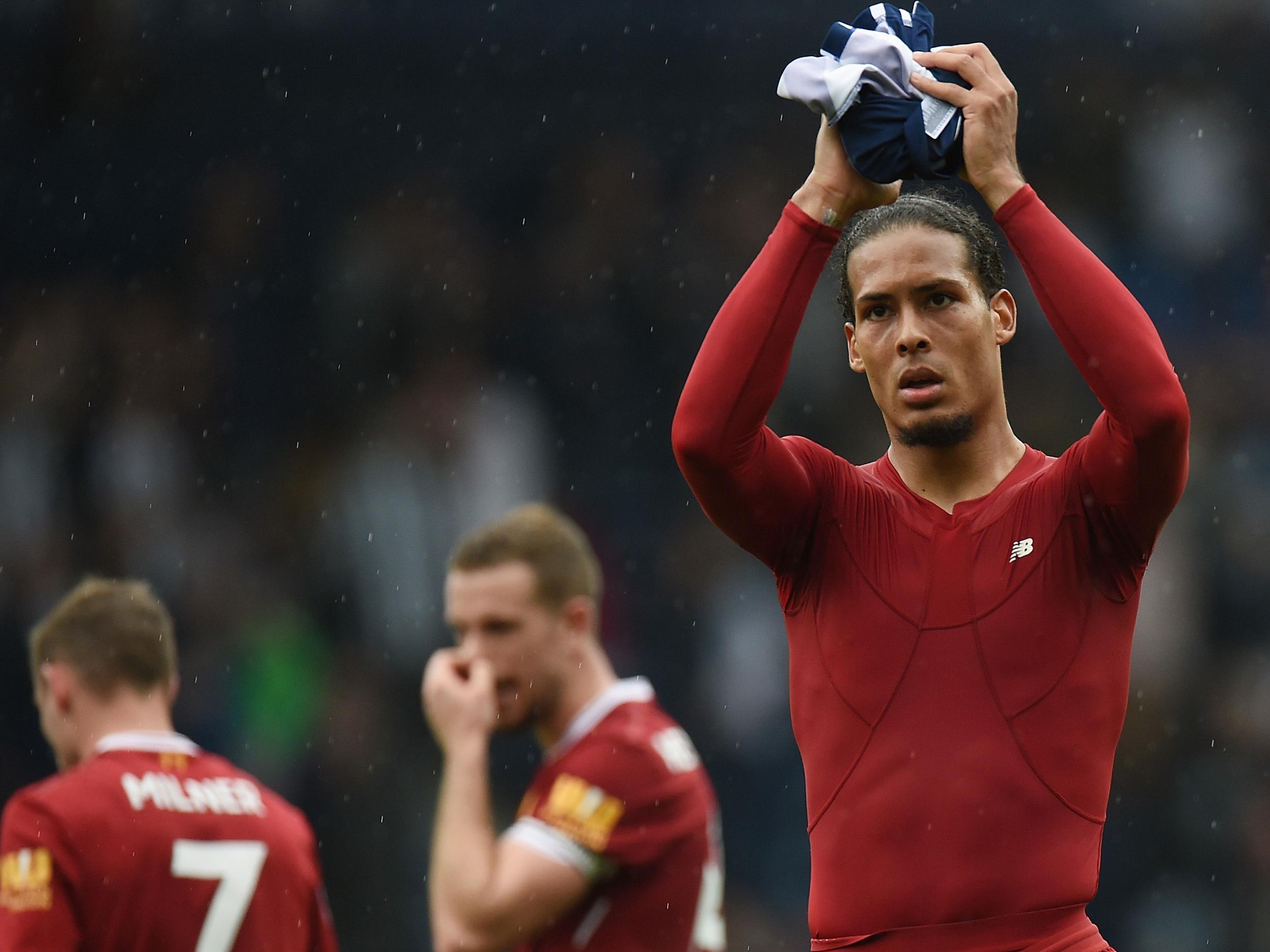 Virgil van Dijk issues strong Liverpool FC rallying cry after PSG defeat - Bóng Đá