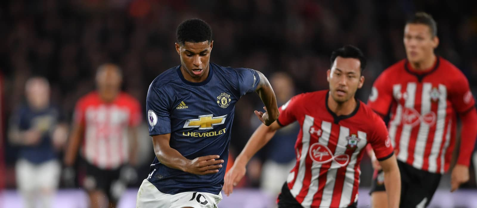 Four Manchester United players praised by Jose Mourinho after Southampton draw - Bóng Đá