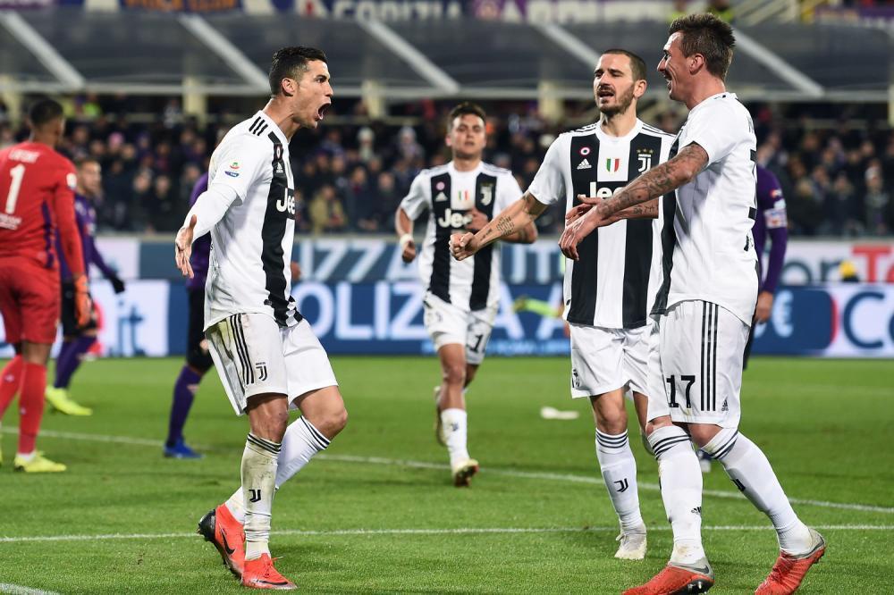Allegri: Ronaldo must score Juve penalties to be forgiven  - Bóng Đá