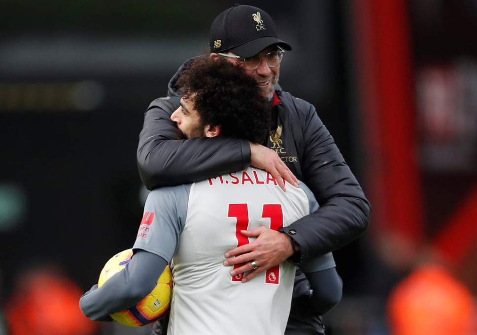 Klopp: I was never worried about Salah's form - Bóng Đá
