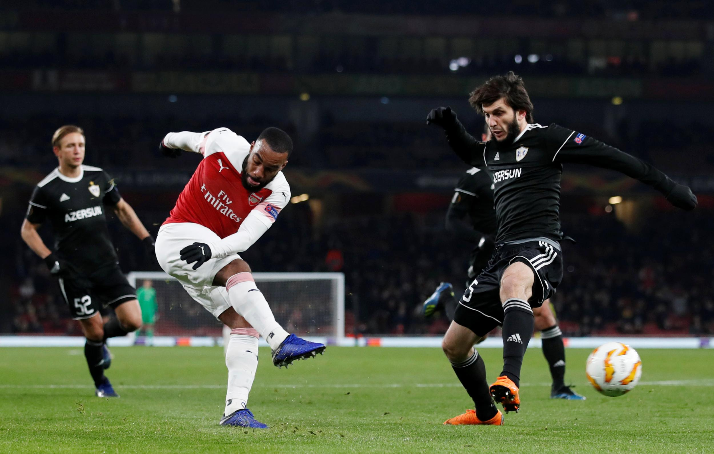 Arsenal Vs Qarabag: 5 things we learned – Europa League lessons - Bóng Đá