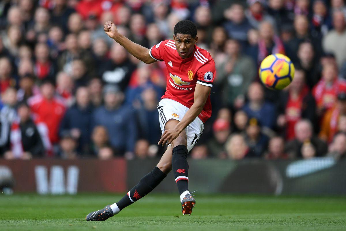 Marcus Rashford tells Manchester United team-mates how to beat Liverpool - Bóng Đá