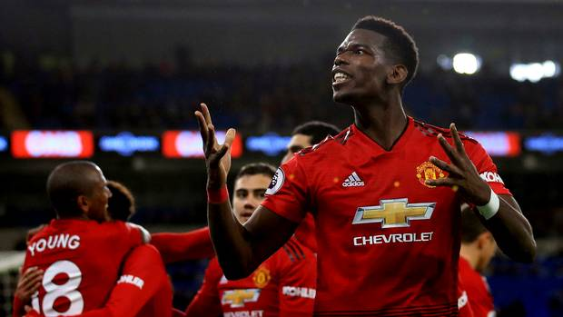 Juventus 'confident' of signing Manchester United midfielder Paul Pogba again - Bóng Đá