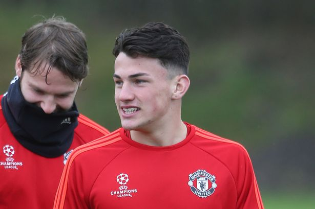 Manchester United youngster Regan Poole wanted back by former club Newport County on loan - Bóng Đá