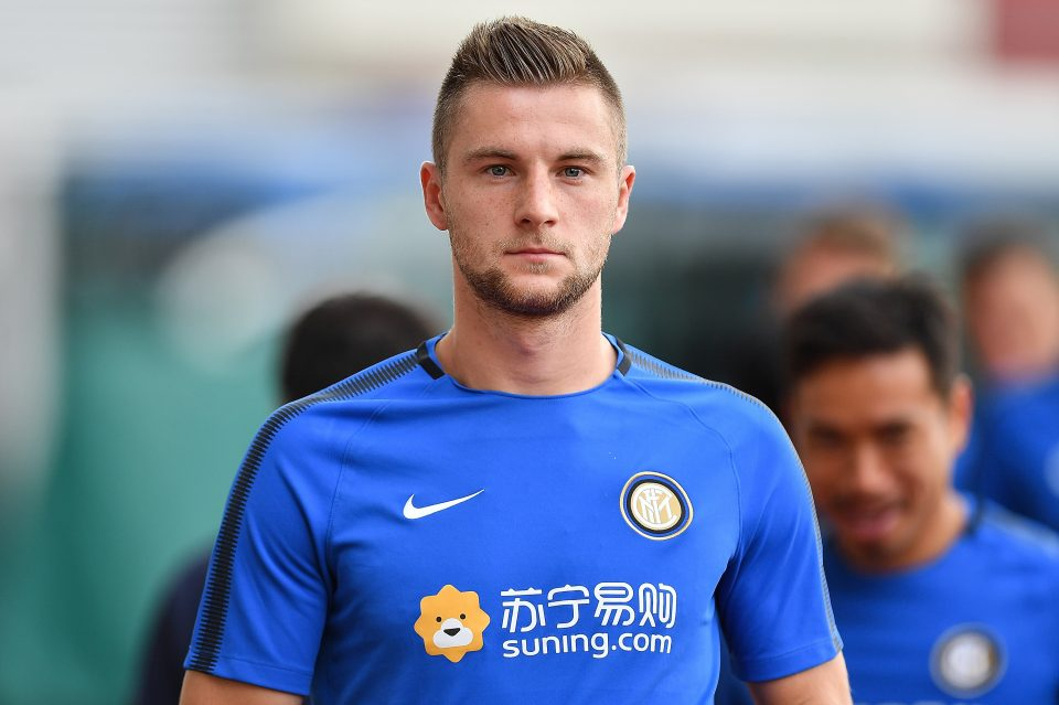 Manchester United 'given update on Milan Skriniar' in January transfer window - Bóng Đá