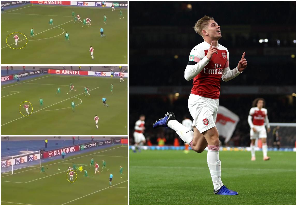 Arsenal đang giết chết