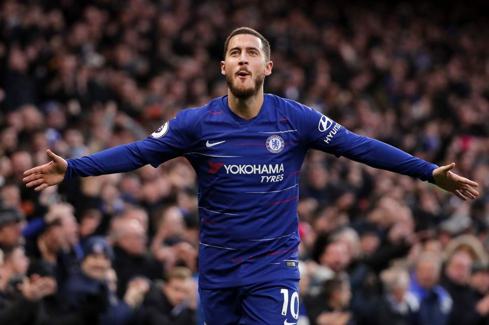 Eden Hazard will LEAVE Chelsea for Real Madrid because of Maurizio Sarri - huge claim - Bóng Đá
