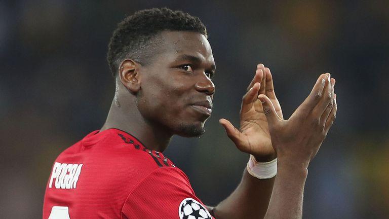 Pogba gửi thông điệp đáng lo ngại đến đồng đội sau khi Man Utd lọt top 4 - Bóng Đá