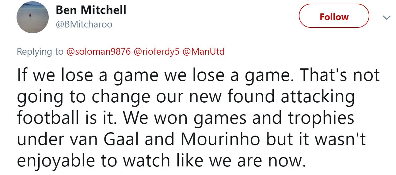 1. Thắng đậm Fulham, Rio Ferdinand tweet 5 từ khiến fan MU dậy sóng - Bóng Đá