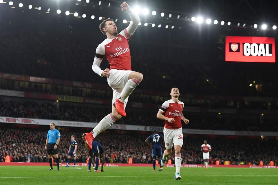 Aaron Ramsey đã thành người Man Utd nếu điều này không xảy ra - Bóng Đá