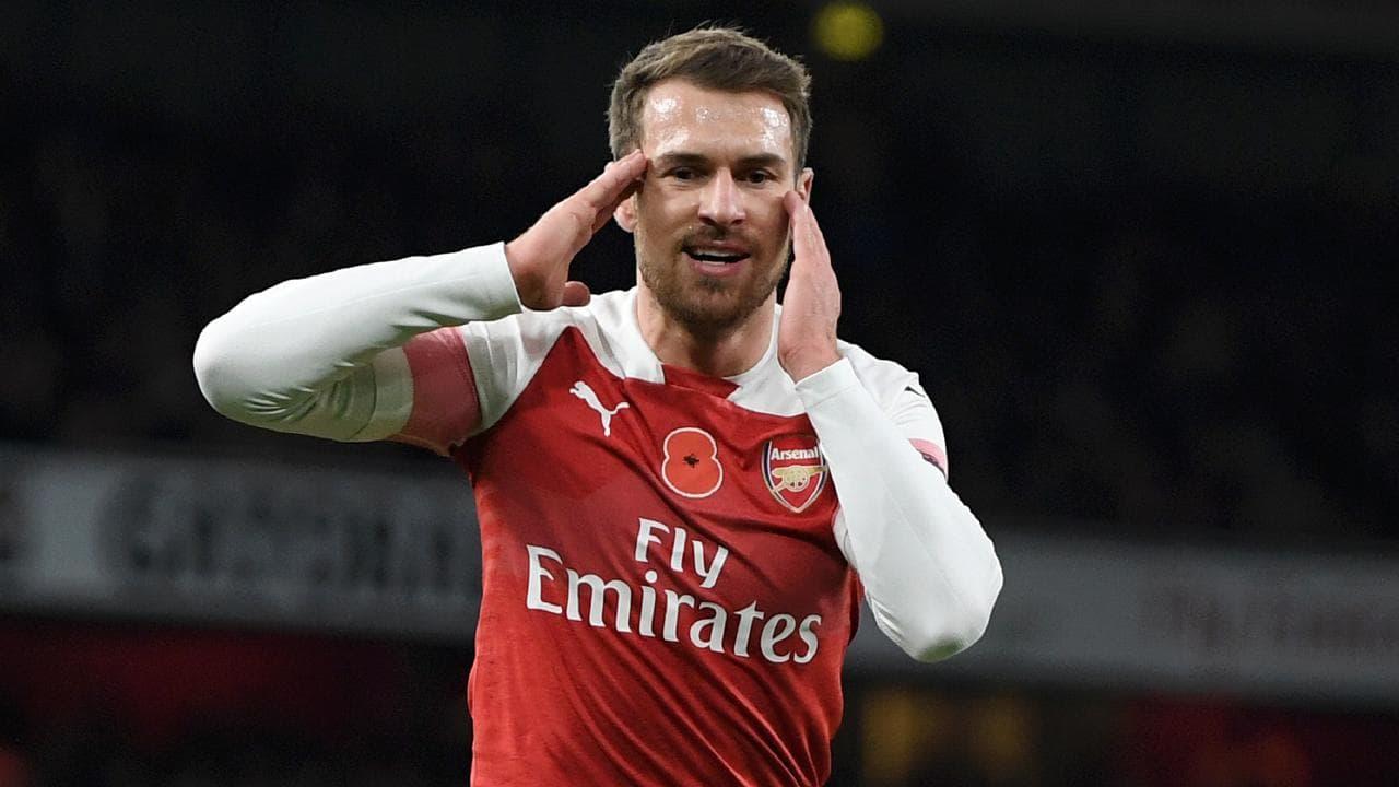 Vừa chốt thương vụ Ramsey, Juventus lập tức trở mặt với Arsenal - Bóng Đá