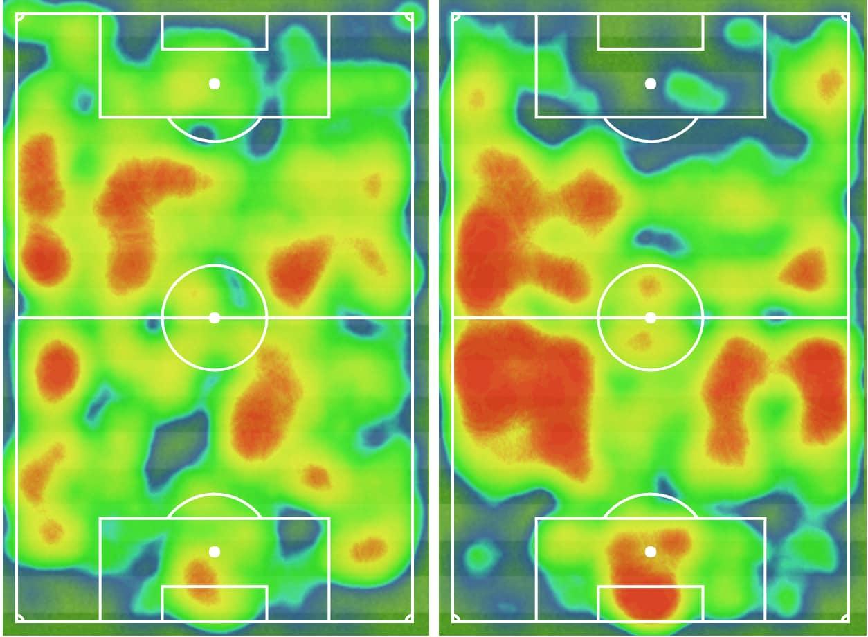 Dấu ấn chiến thuật: Cánh trái có thể gây rắc rối cho Man Utd? - Bóng Đá