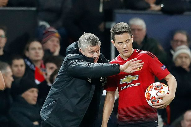 Ander Herrera pinpoints the exact moment it went wrong for Manchester United vs PSG - Bóng Đá