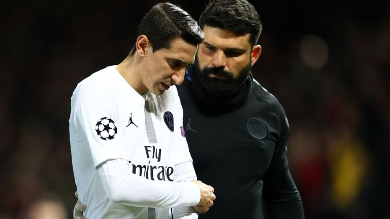 Man United may be punished by UEFA for failing to protect Angel Di Maria - Bóng Đá
