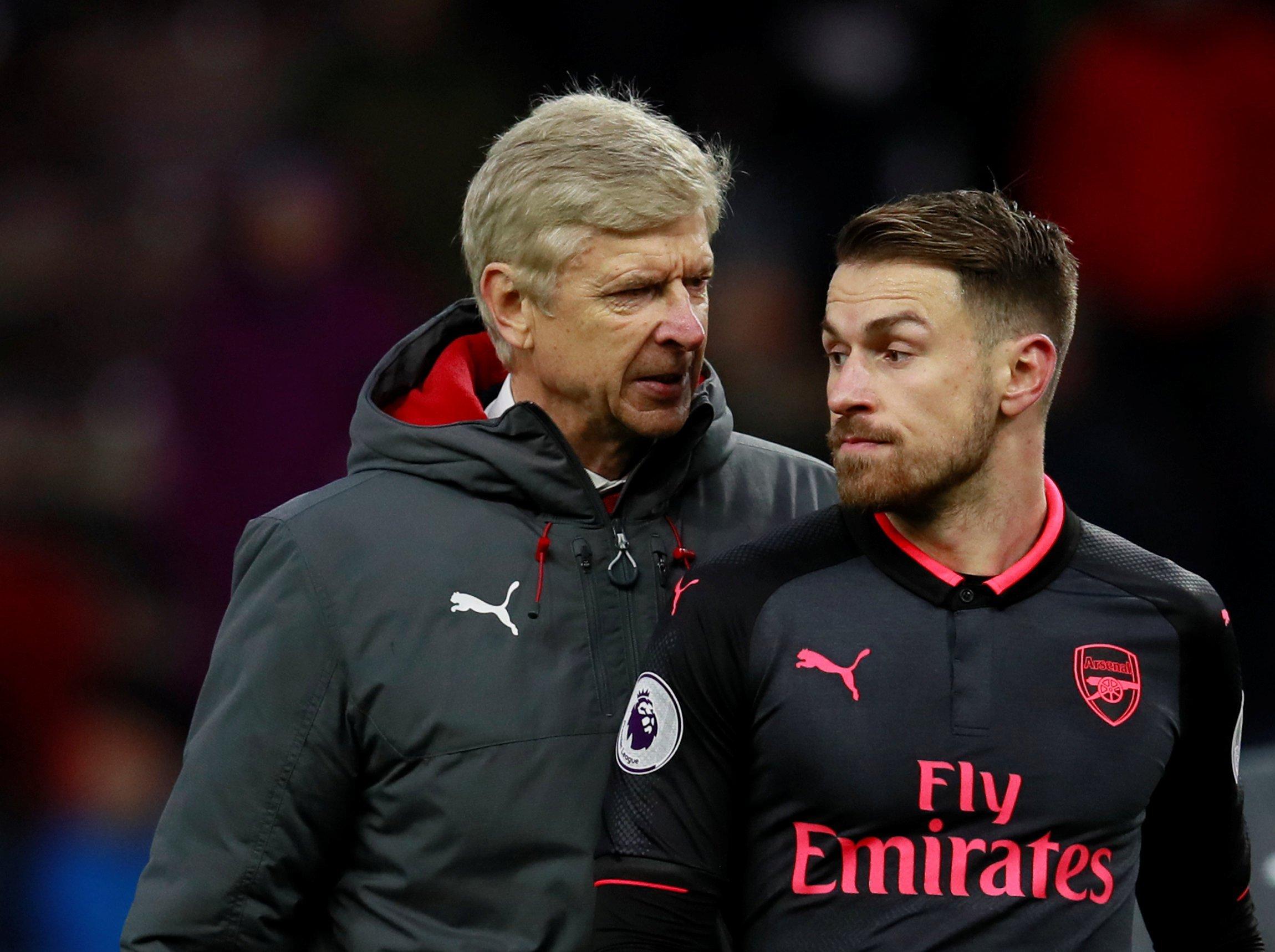 Chuyện Arsenal và Ramsey: Vậy là bắc London đã sạch bóng