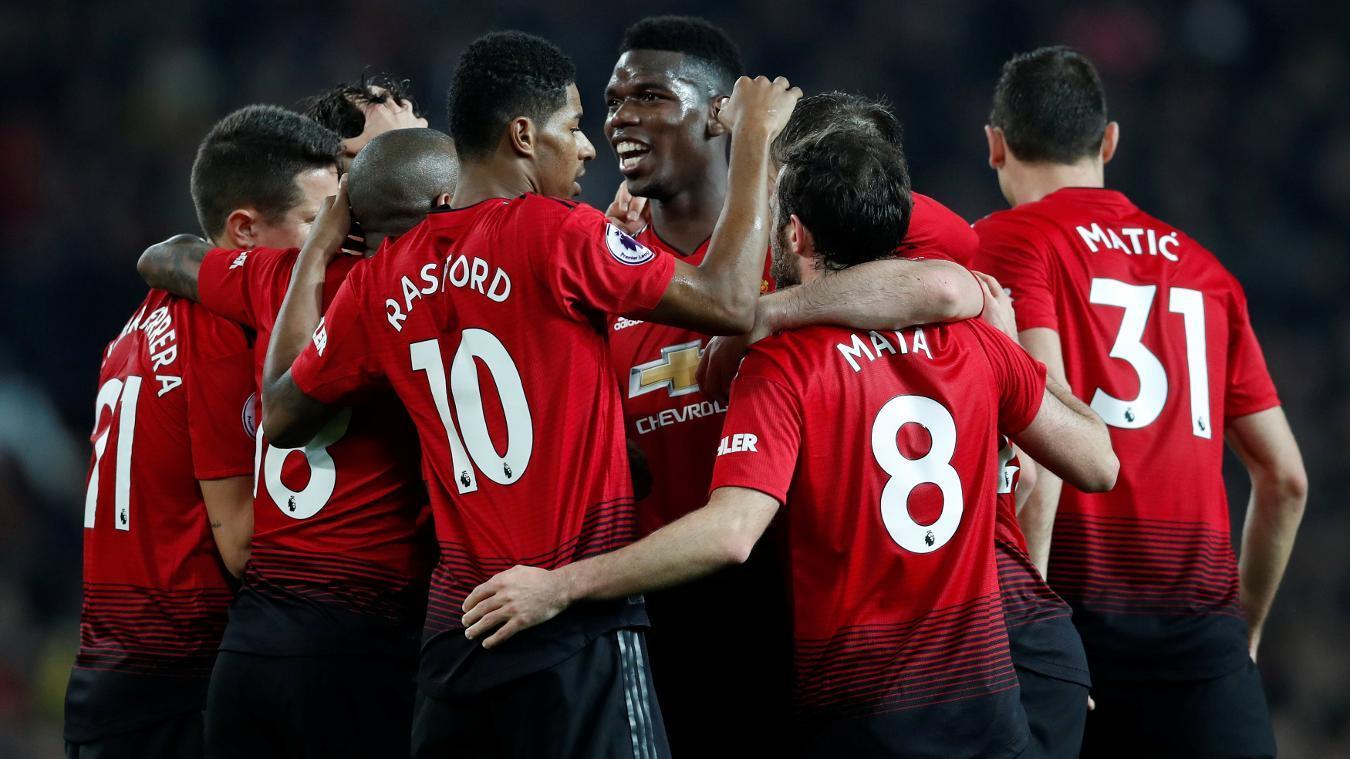 Man Utd hòa mà như thắng, Solskjaer ở đâu so với Mourinho - Bóng Đá