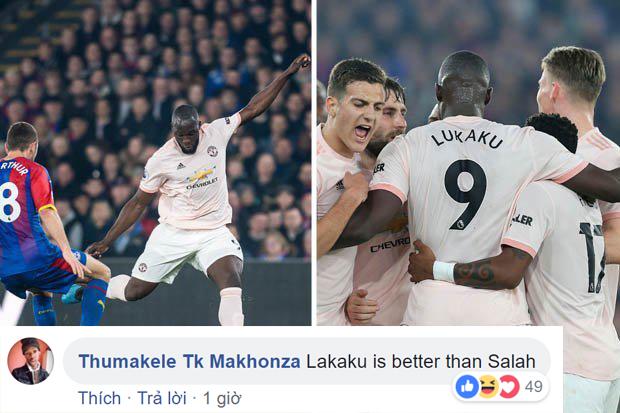 Lukaku hay hơn Salah - Bóng Đá