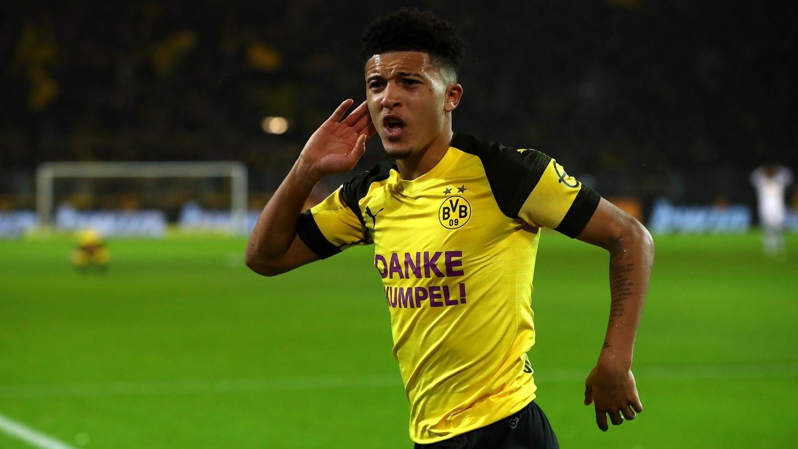 Jadon Sancho 'will go to Manchester United' - ESPN pundit makes transfer revelatio - Bóng Đá