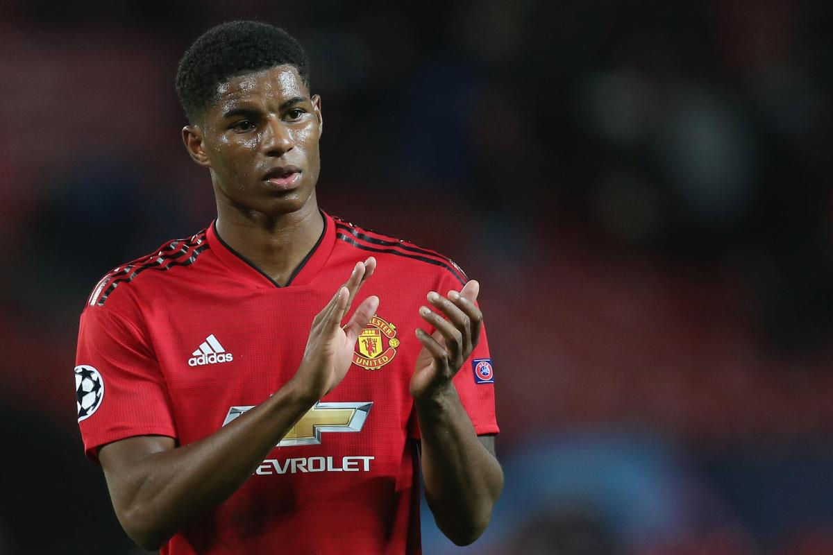 Manchester United star Marcus Rashford names three Premier League rivals he admires - Bóng Đá