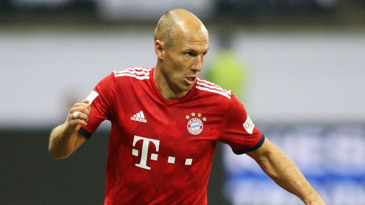 Robben muốn chia tay Bayern Munich, đã quyết xong bến đỗ tương lai - Bóng Đá