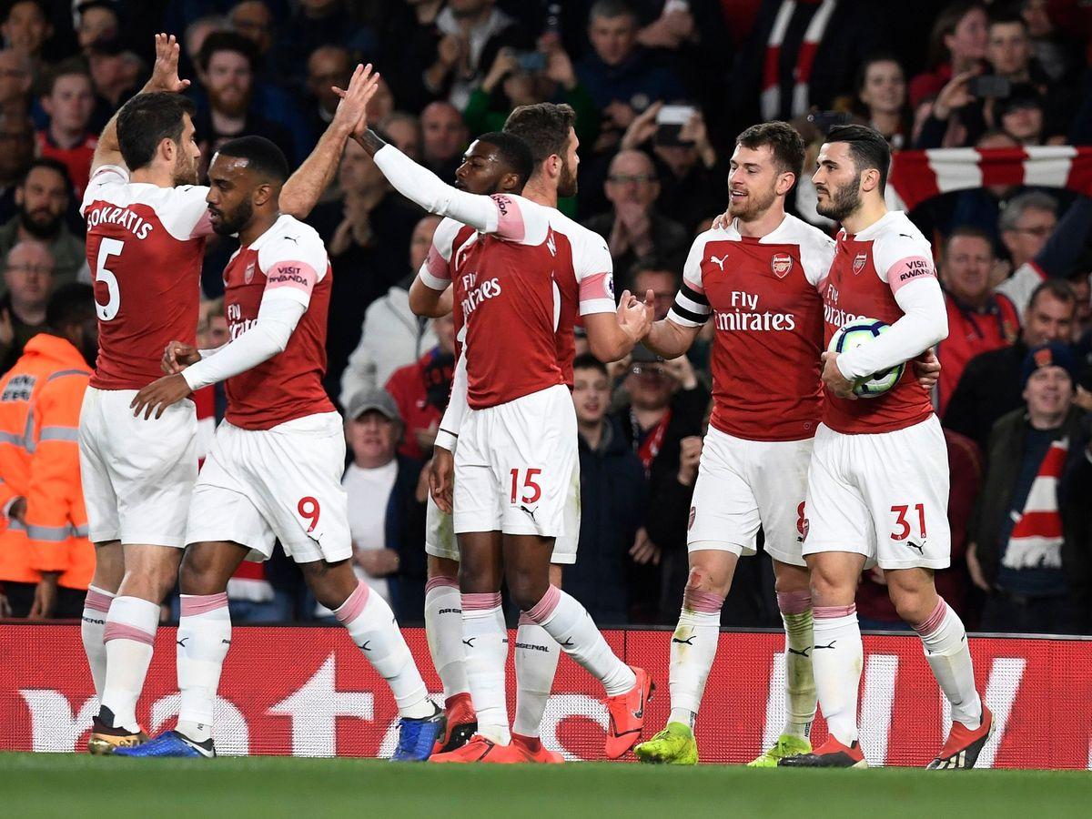 Sau 33 trận, Arsenal của Emery đang ở đâu so với Wenger - Bóng Đá