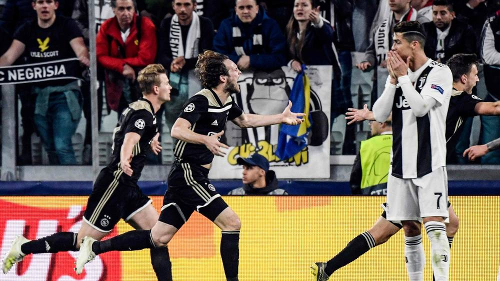 Juventus took a 'tremendous beat down' from Ajax - Marcotti gives HONEST verdict on clash - Bóng Đá