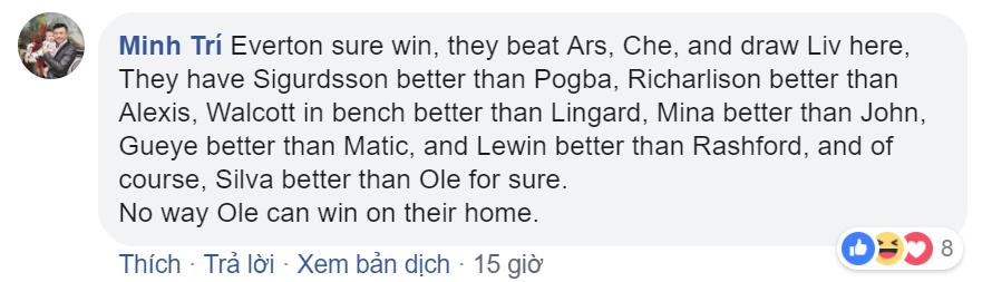 Fan Man Utd lên tiếng, nói lời thật lòng về khả năng của Solskjaer trước đại chiến - Bóng Đá