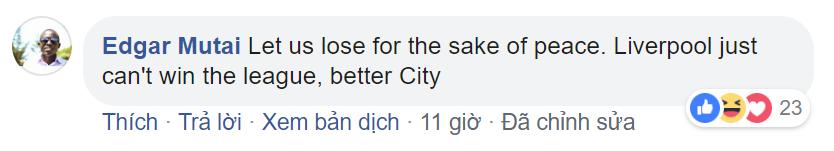 Derby Manchester, fan Man Utd kêu gọi điều không tưởng - Bóng Đá