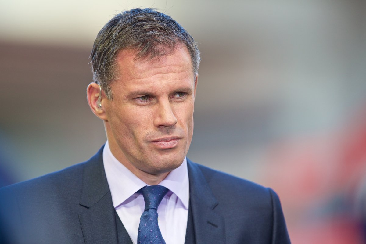 Jamie Carragher names who is guaranteed a top four spot out of Man Utd, Chelsea, Arsenal & Spurs - Bóng Đá