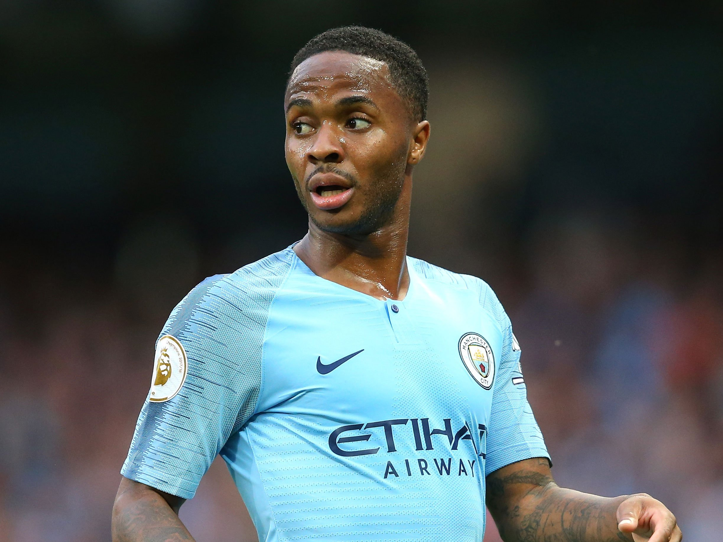 Manchester City's Raheem Sterling response when asked to join Arsenal - Bóng Đá