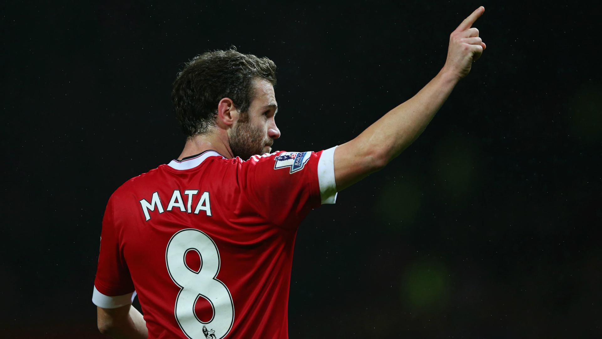 Juan Mata admits Manchester United's top four chances are slim - Bóng Đá