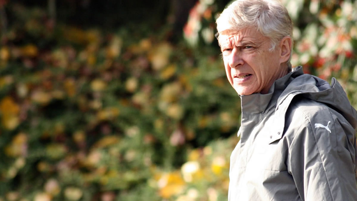 Arsene Wenger uses ONE word to sum up why Liverpool will NOT win Premier League - Bóng Đá