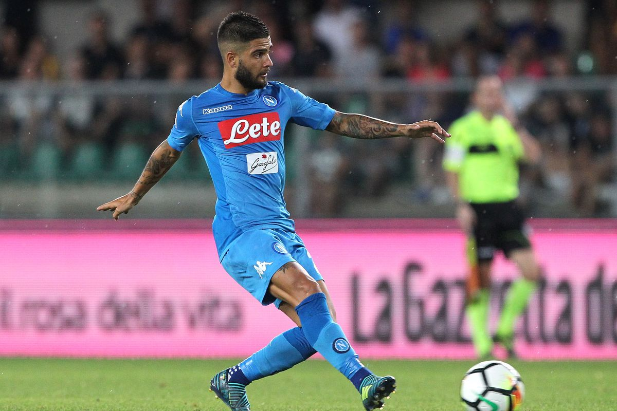 Premier League duo join race to sign Insigne - Bóng Đá