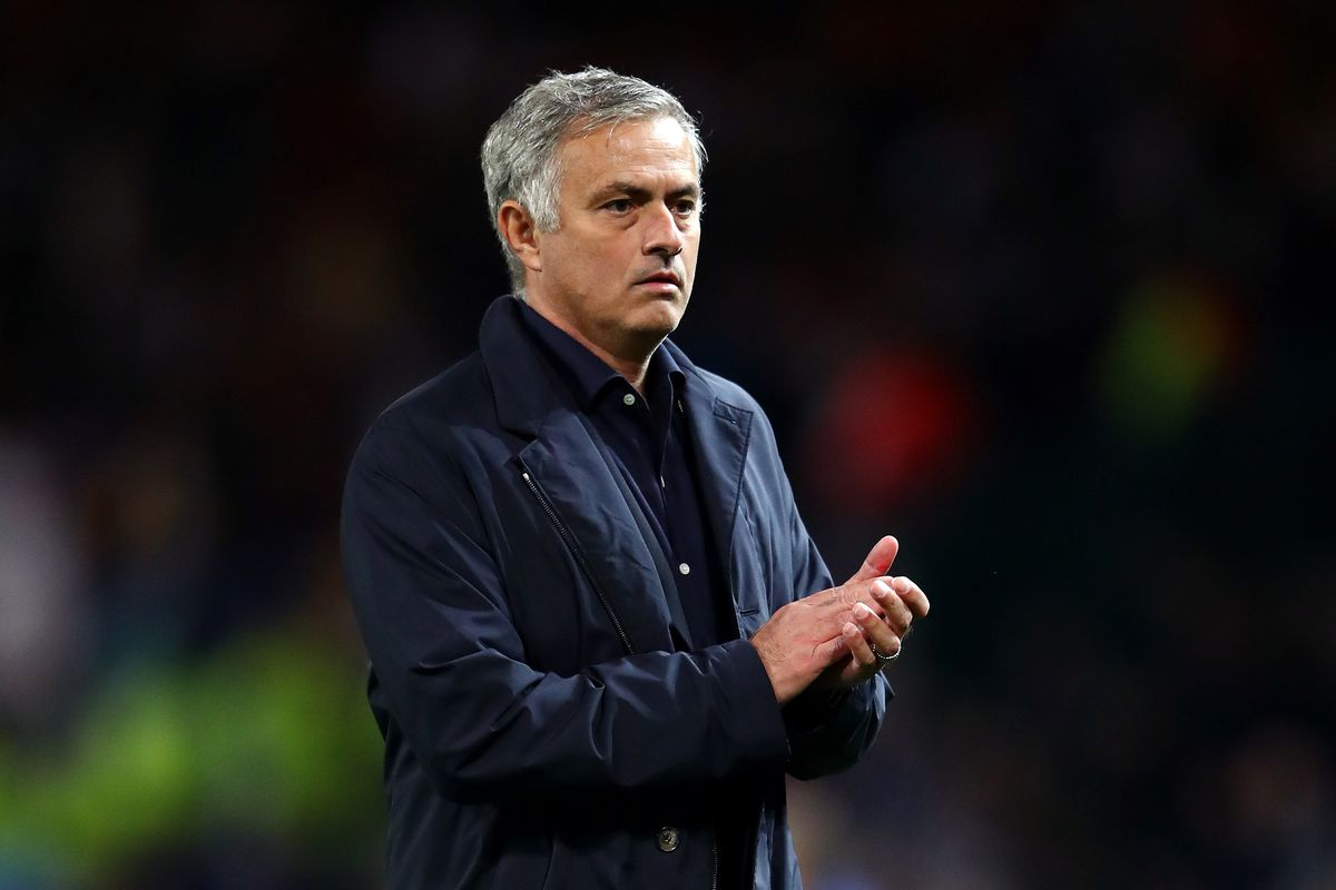 José Mourinho is in negotiations with AS Roma - Bóng Đá